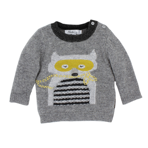Bebe Hawk Novelty Jumper