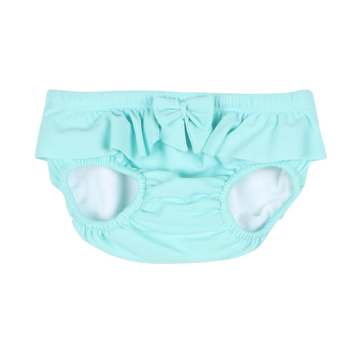 Bebe Lucy Frill With Aqua Nappy