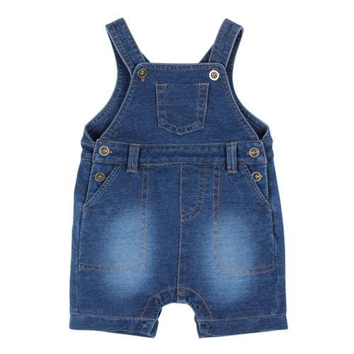 Bebe Oscar French Terry Overall