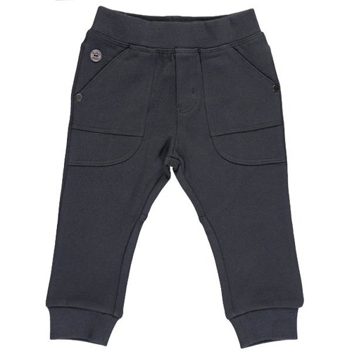 Boboli Winter Fleece Pants - Storm