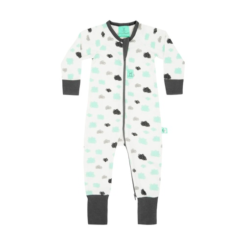 ErgoPouch Layers Sleep Wear 0.2 Tog - Clouds (0-3Months)