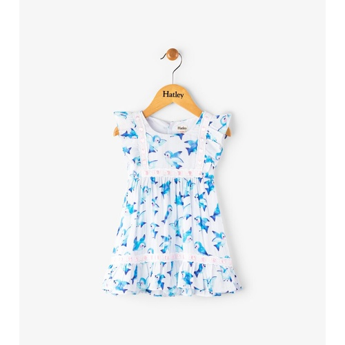 Hatley Free Birds Fly Mini Dress