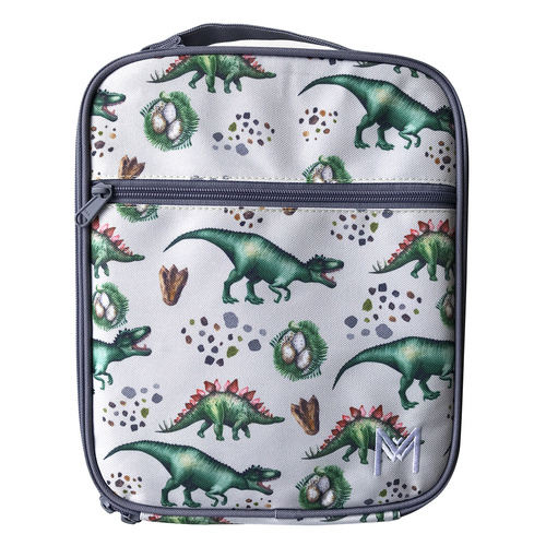 MontiiCo Insulated Lunch Bag - Dinosaur