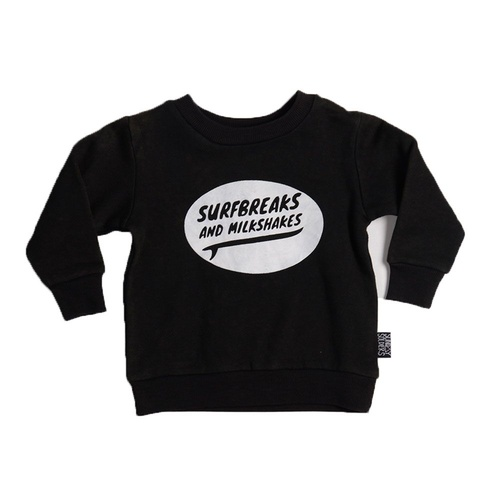 Sunday Soldiers Surfbreaks Fleece Sweater