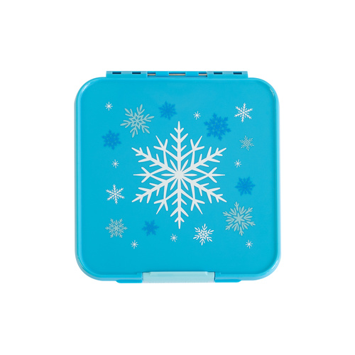 Little Lunch Box Co Bento Three -  Snowflake